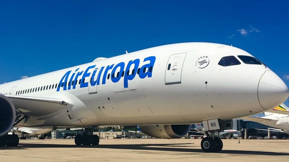 Air Europa proyecta recuperar el 100% de su operatividad en RD antes de cerrar el año