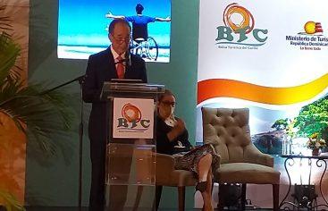 Bolsa Turística del Caribe reconoce a David Collado; inaugura su versión número 25