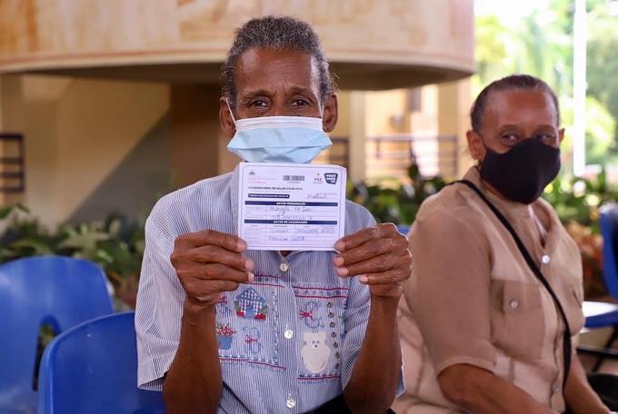 La Altagracia se convierte en la primera provincia en alcanzar el 70% de vacunados con las dos dosis