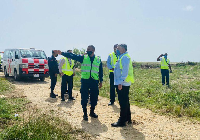 Director regional de la OACI supervisa trabajos para mejorar seguridad en el AILA