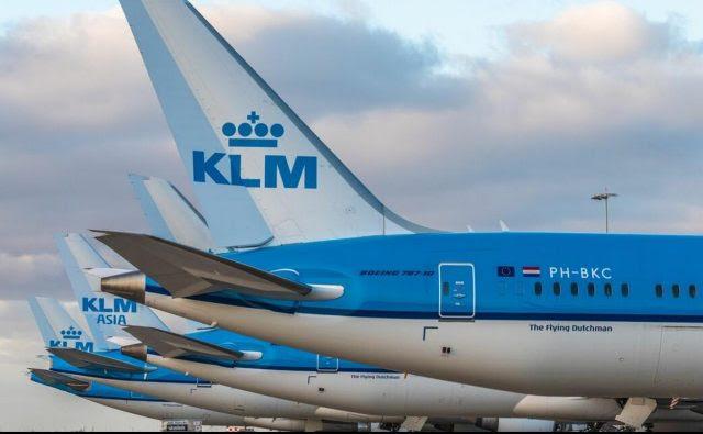 KLM lanza plataforma de control de documentos Covid-19