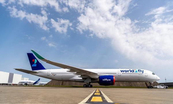 Aerolínea española World2Fly inicia hoy lunes 19-07-21 vuelos Lisboa-Punta Cana