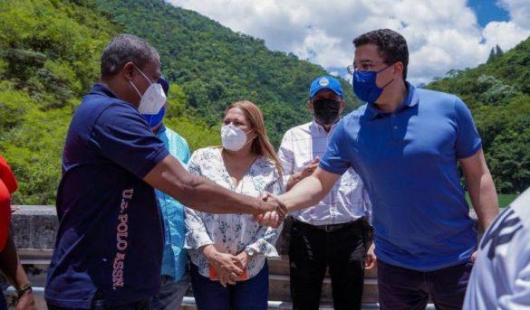 Collado anuncia creación de oficina de Turismo en Los Cacaos, San Cristóbal
