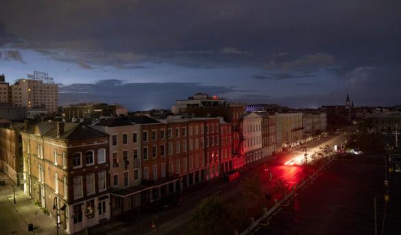 El turismo de Nueva Orleans recibe otro golpe del huracán Ida