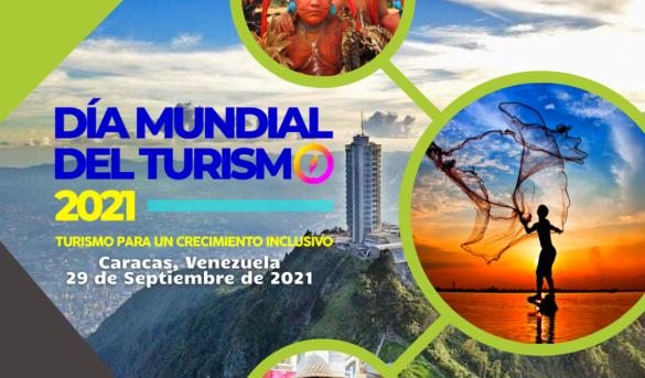 Dia mundial del turismo 2021, Caracas, Venezuela