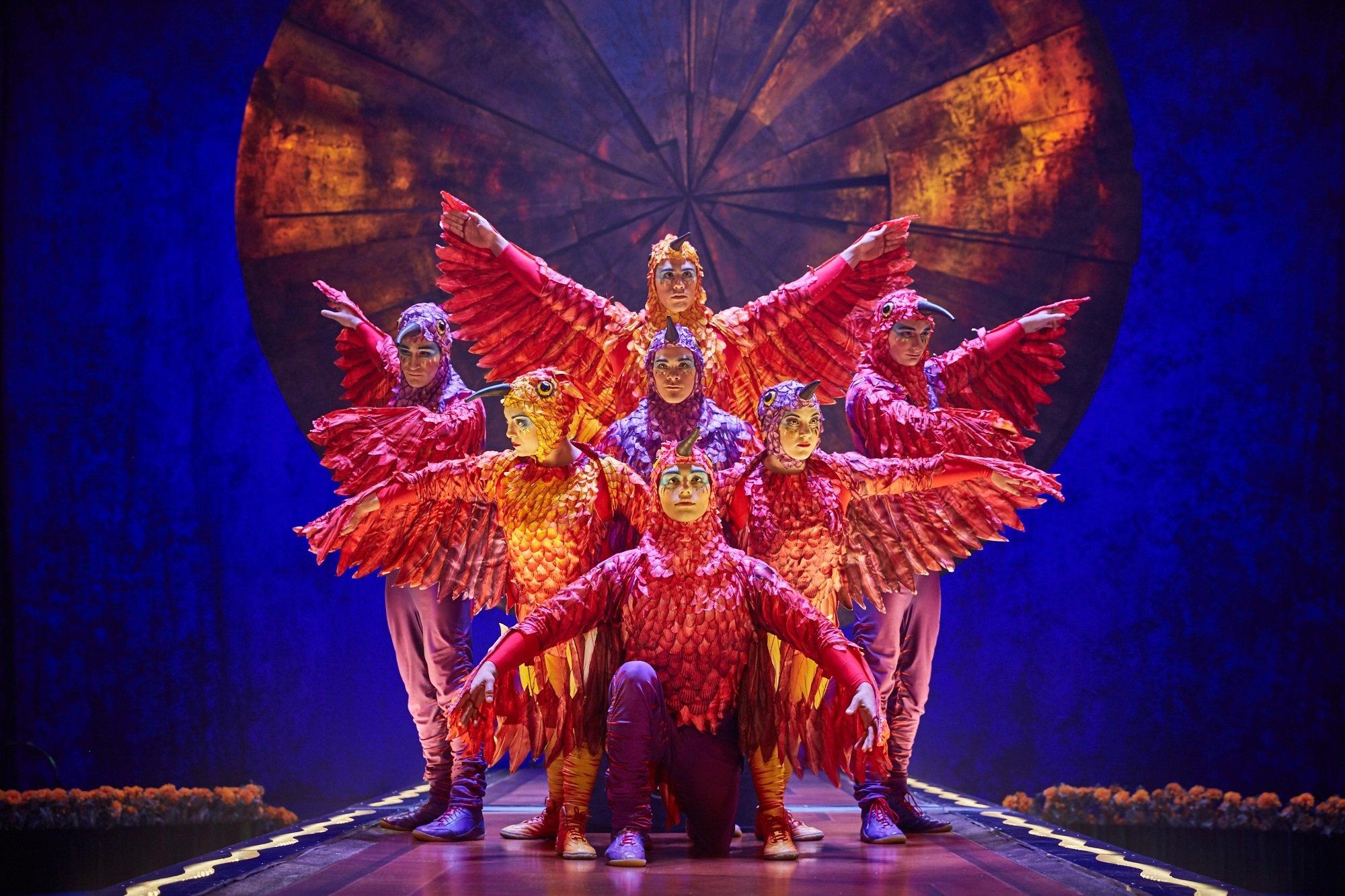 Cirque du Soleil tendrá su residencia en Downtown de Punta Cana