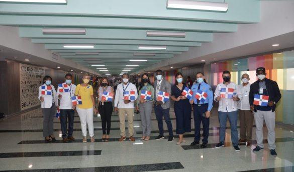 Retornan vuelos con turistas rusos a Puerto Plata