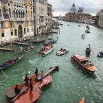 Una de las más expresivas fotografías, de uno de los puntos turísticos más concurrido del mundo, Venecia, Italia
