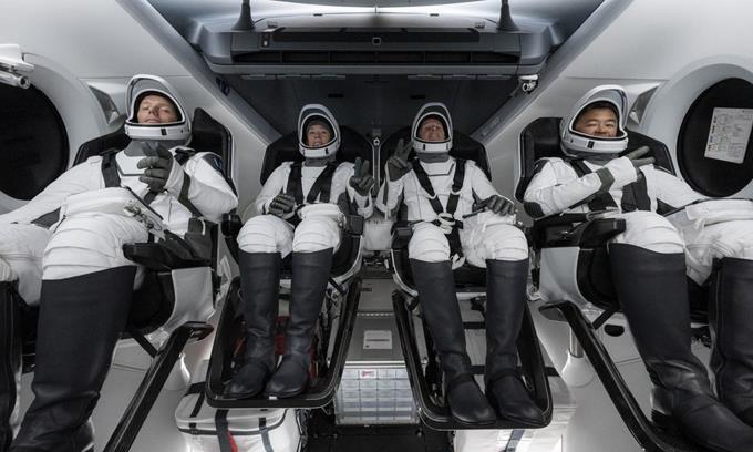 Turismo espacial: qué hay en oferta