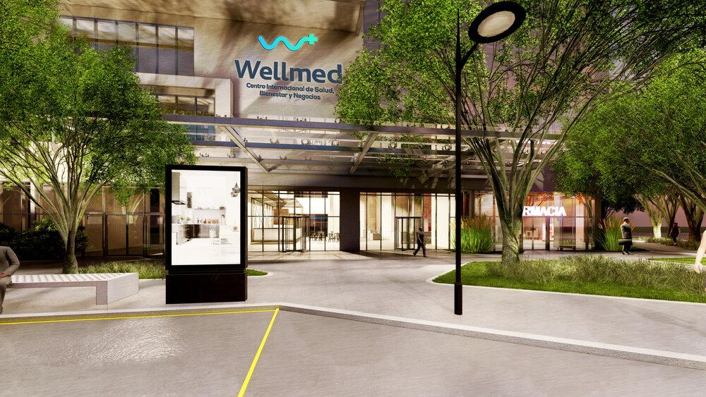 Wellmed, ambicioso proyecto que integrará torre médica y hotel en SD