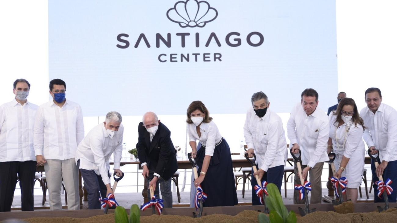 Levantan 'Santiago Center': integrará hotel de la marca Hilton